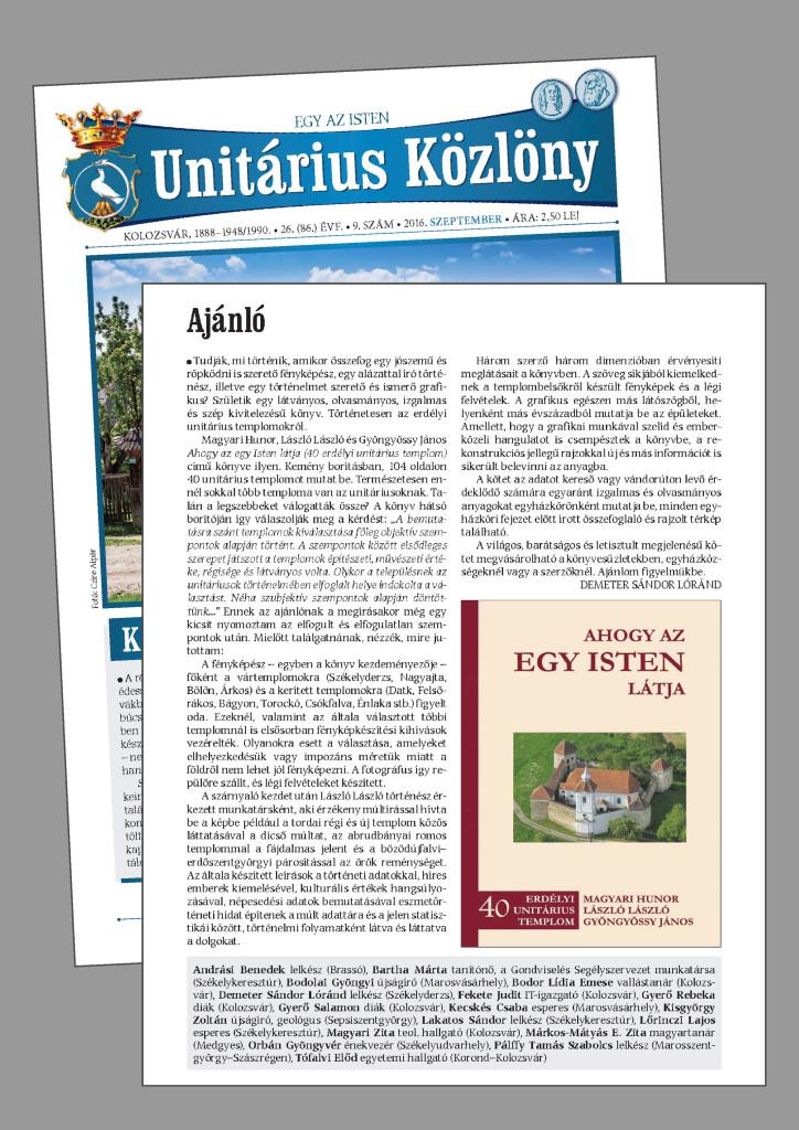 Unitarius Kozlony
